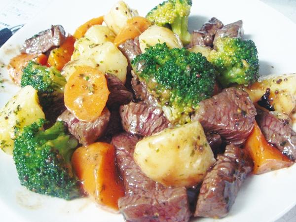 牛肉 ヘルシー レシピ